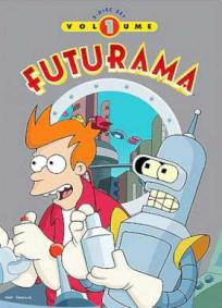 Futurama - 1ª Temporada