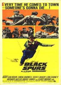 O Pistoleiro de Esporas Negras