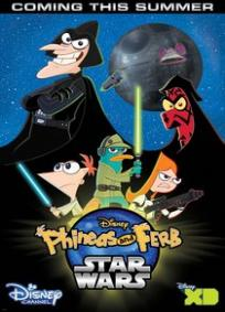 Phineas e Ferb: Star Wars
