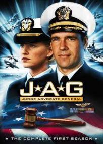 JAG - Ases Invencíveis - 1ª Temporada
