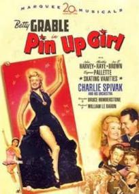 A Preferida - Pin up Girl
