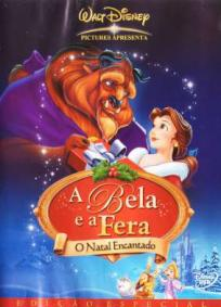 O Natal Encantado da Bela e a Fera