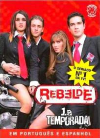 Rebelde 1ª Temporada
