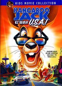 Canguru Jack: Olá, E.U.A.!
