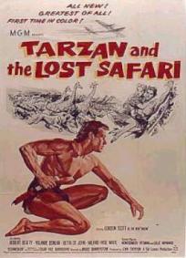 Tarzan e o Safari Perdido | Tarzan e a Expedição Perdida