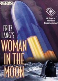A mulher na lua
