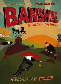 Banshee - 1ª Temporada