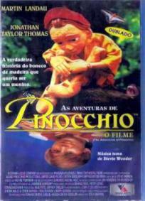 As Aventuras de Pinocchio
