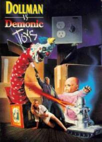 Dollman Contra os Brinquedos Diabólicos
