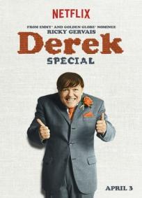 Derek - 3ª Temporada
