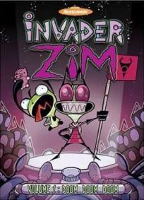 Invasor Zim - 1ª Temporada