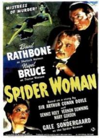 Sherlock Holmes - A Mulher Aranha