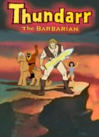 Thundarr - o Bárbaro