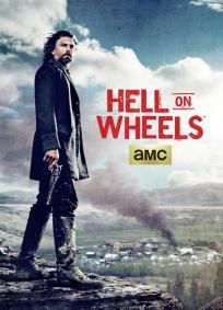 Hell On Wheels - 5ª Temporada