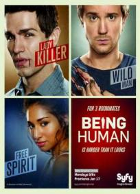 Being Human (US) - 1ª Temporada