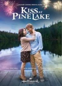 Beijo em Pine Lake