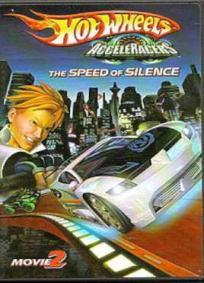 Hot Wheels - AcceleRacers - A Velocidade do Silêncio