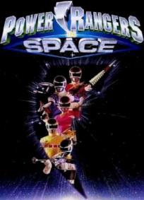 Power Rangers no Espaço