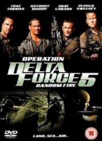 Força Delta 5 - Fogo Cruzado
