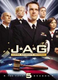 JAG - Ases Invencíveis - 5ª Temporada