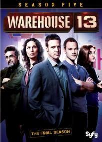 Warehouse 13 - 5ª Temporada