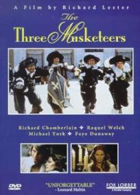 Os Três Mosqueteiros (1973)