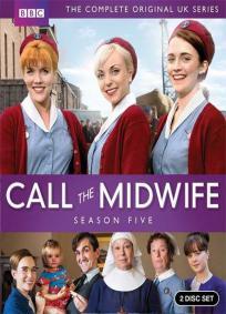 Call the Midwife - Temporada 5