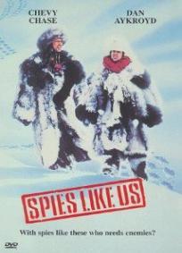 Os Espiões que Entraram numa Fria