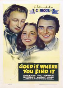 Onde o Ouro se Esconde