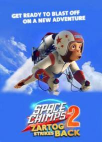 Space Chimps 2 - O Retorno de Zartog