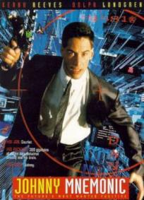 Johnny Mnemonic, o Cyborg do Futuro