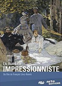 O escândalo impressionista