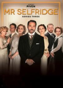 Mr. Selfridge - 3ª Temporada