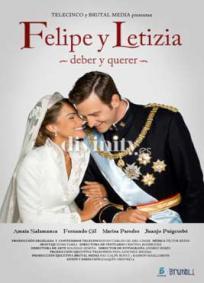 Felipe e Letizia