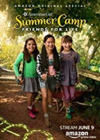American Girl: Acampamento de Verão - Amigas Para Sempre