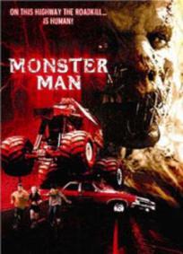 Monster Man | Homem Monstro