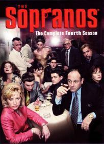 Família Soprano -  4ª Temporada
