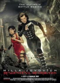 Resident Evil 5 - A Retribuição