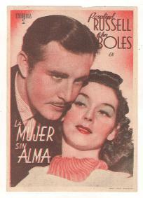 Mulher Sem Alma (1936)