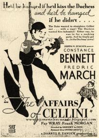 As Aventuras de Cellini