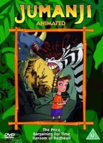 Jumanji - The Animated Series - 3ª Temporada