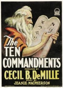 Os Dez Mandamentos (1923)