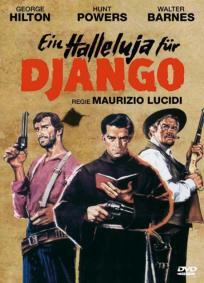 Aleluia para Django - A Grande Rapina do Oeste