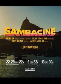 Sambacine, com Leo Tomassini e banda