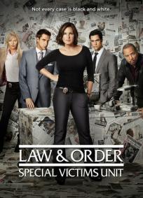 Lei e Ordem: Unidade de Vitimas Especiais - 16ª Temporada