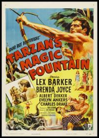 Tarzan e a Montanha Secreta / Tarzan e a Fonte Mágica