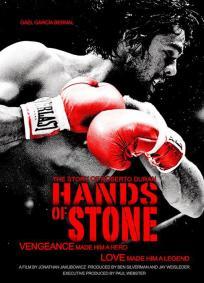 Mãos De Pedra (2016)