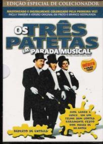 Os Três Patetas em Parada Musical