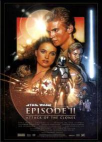 Star Wars II - Ataque dos Clones