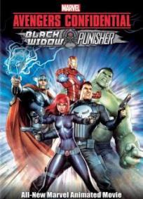 Vingadores Confidenciais – Viúva Negra e Justiceiro